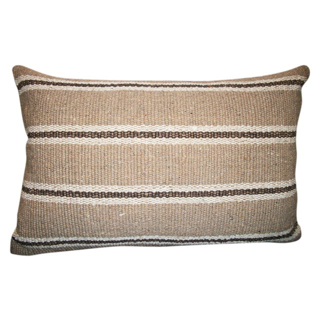 Vintage Sofra Lumbar Pillow - Image 1 of 4