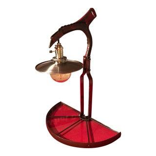 Hand Plow Lamp