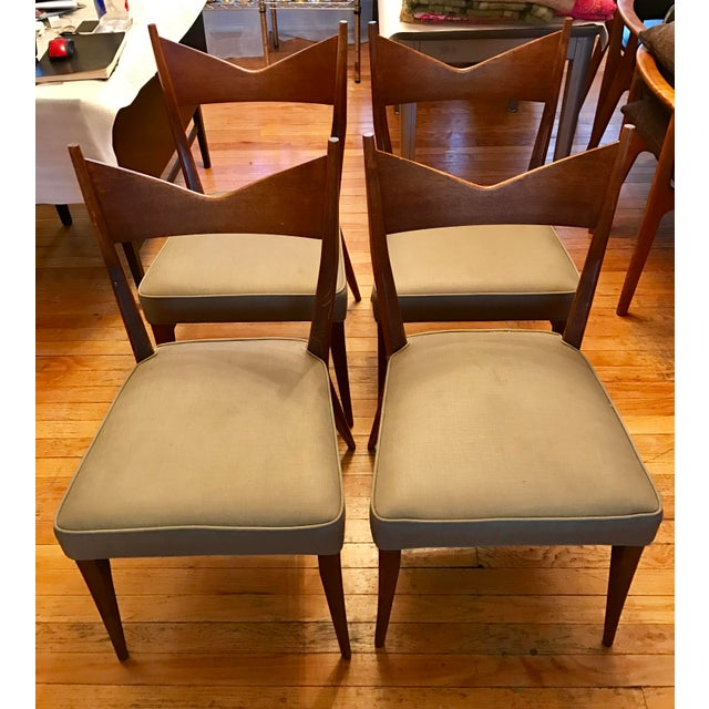 Paul McCobb Calvin Dining Chairs - Set of 4 - Image 6 of 11