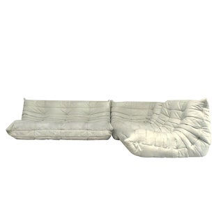 Michel Ducaroy for Ligne Roset Togo Sectional Sofa Set