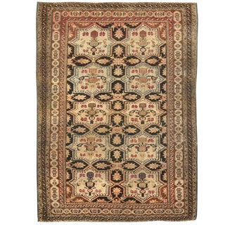 Antique Persian Village Rug