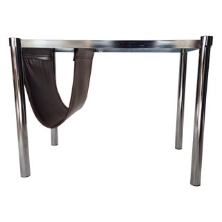 Mid Century Modern Magazine Table