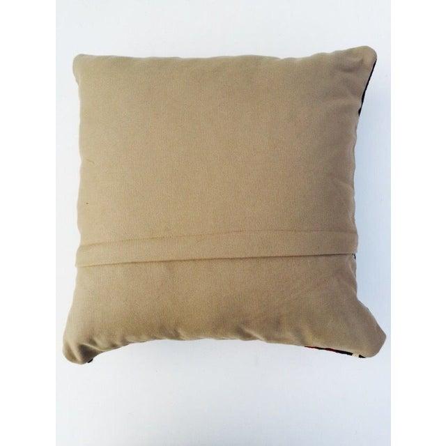 Vintage Turkish Kilim Pillow - Image 6 of 6