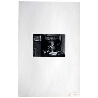 Edmund Teske Signed Vintage Photograph, Wagner