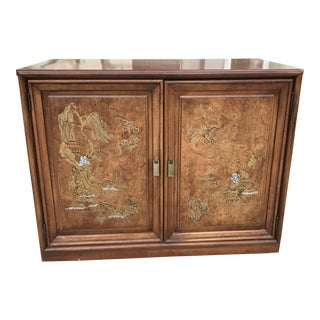 Henry Link Chinoiserie Buffet Cabinet