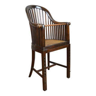 Late 19th Century High Chair