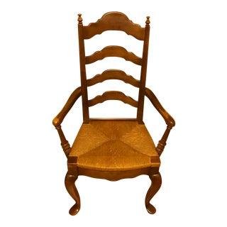 Ethan Allen Ladderback Rocking Chair