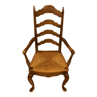Ethan Allen Ladderback Chair