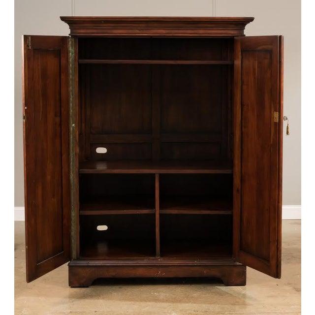 Sarreid Ltd. Entertainment Cabinet Wardrobe - Image 4 of 4