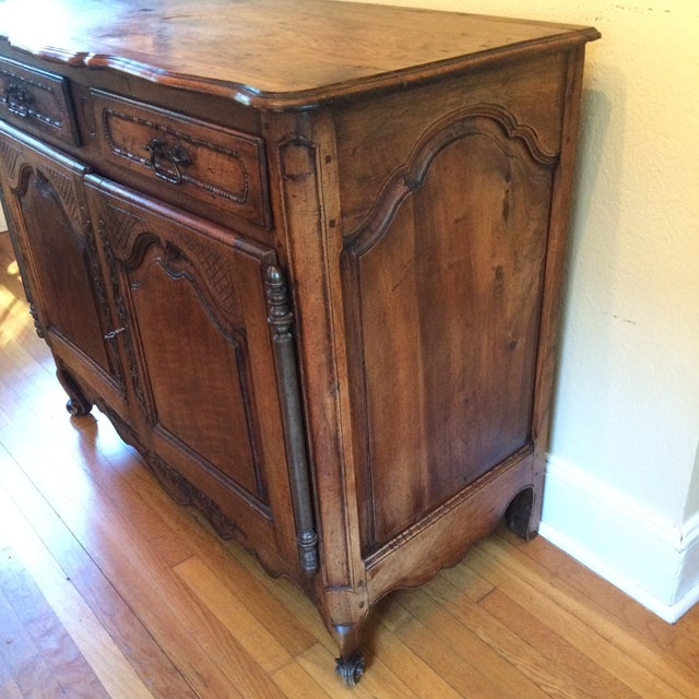 19th Century French Sideboard Buffet - Image 6 of 10