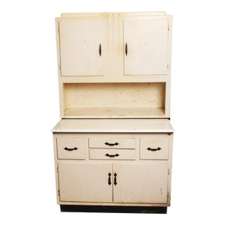 Vintage Country Kitchen Cabinet