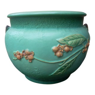 Roseville Bittersweet Jardiniere Vase
