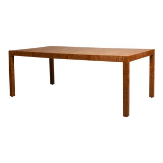 Pace Collection Milo Baughman Style Dining Table