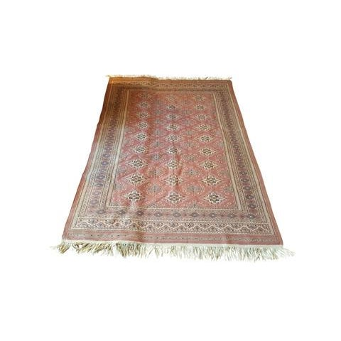 Hand Woven Vintage Rug - 4' X 6' - Image 1 of 6