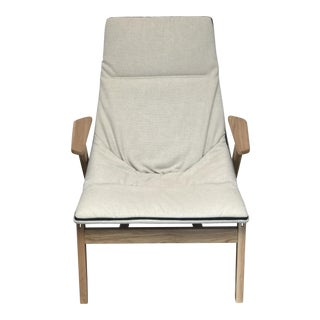 Viccarbe Ace High Back Armchair