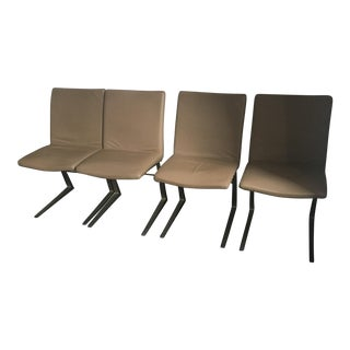 Bo Concept Dining Chairs - Set of 4