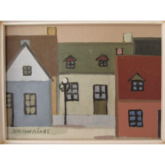 Sharlotte Beauchemin Painting - Rue St. Charles - Image 4 of 7