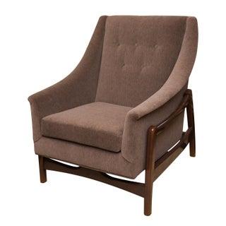 Vintage Paoli Rocking Lounge Chair