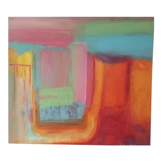 'Cityscapes' Abstract Contemporary Painting
