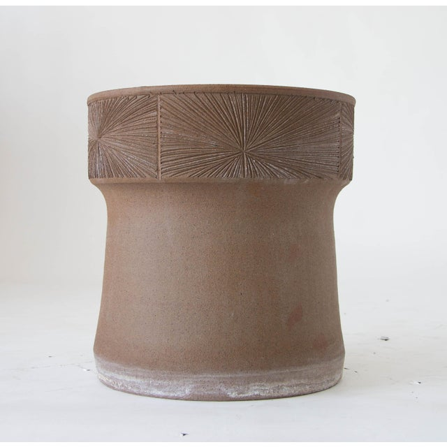 Robert Maxwell Earthgender Flared Planter - Image 6 of 6