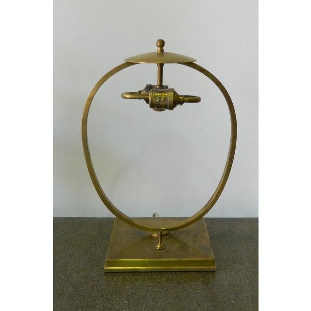 Image of Brass Ring Task Lamp