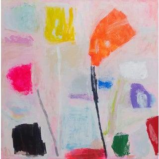 "Susie Kate ""Flower Garden"" Original Painting"