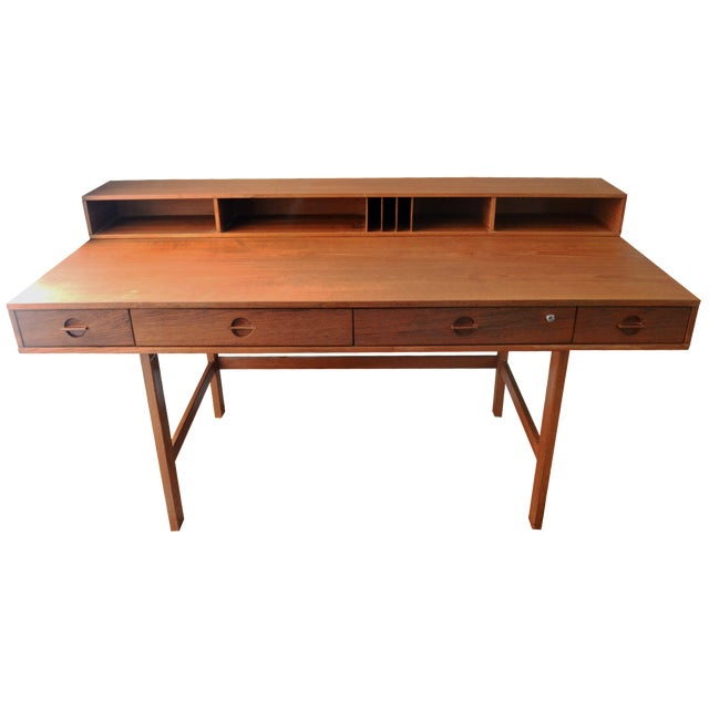 Image of Jens Quistgaard for Lovig Flip-Top Desk