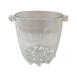 Petite Glass Ice Bucket