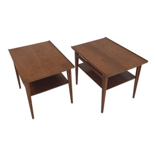 Finn Juhl Side Tables - a Pair