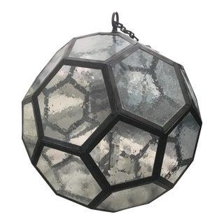 Kerry Joyce Hexagonal Hanging Globe Light Fixture