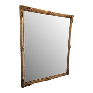 Vintage Mantel Mirror
