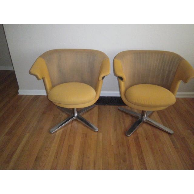 Steelcase Ergononic i2i Chairs - Set of 4 - Image 6 of 11