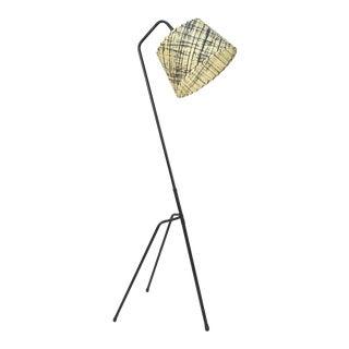 1950's Grasshopper Style Floor Lamp