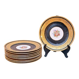 Bavarian Rosenthal Chargers - Set of 12