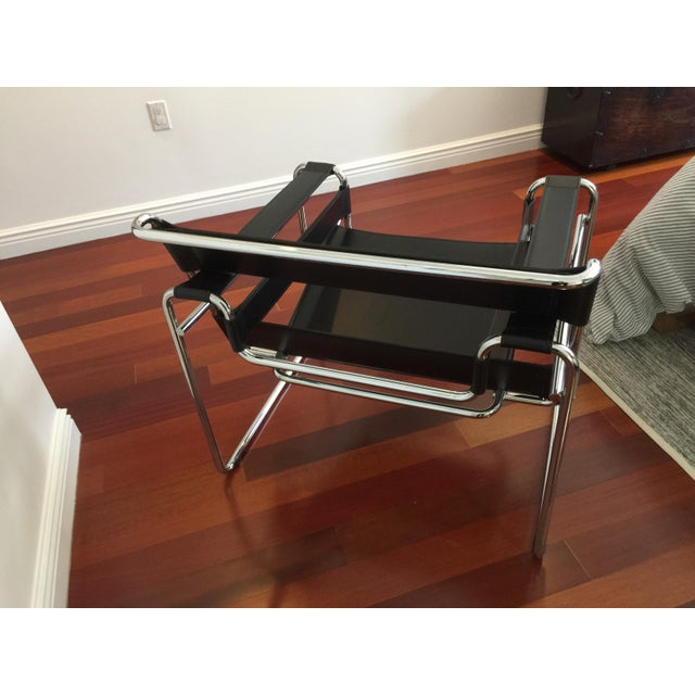 Image of Marcel Breuer Wassily Chair Reproduction