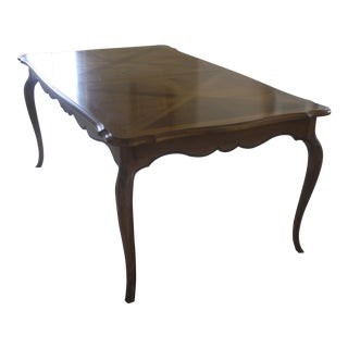 Ethan Allen French Country Dining Table