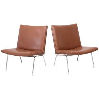 Hans Wegner AP 39 Lounge Chairs