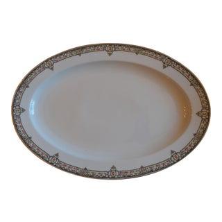 Vintage Paul Muller Selb Bavarian China Platter