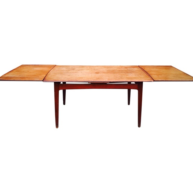 Danish Modern Dining Table by Svend Madsen - Image 1 of 7