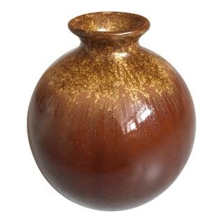 Mid Century Art Pottery Bud Vase