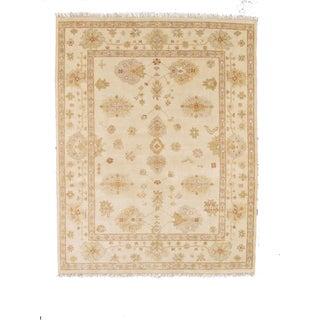 "Pasargad Oushak Collection Rug - 7'11"" x 10'"