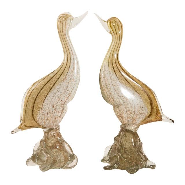 Vintage Glass Birds 57
