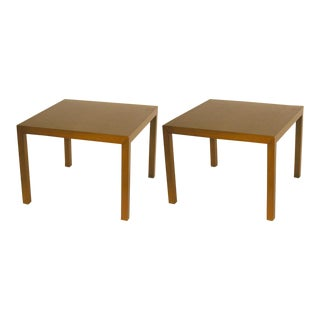 Edward Wormley for Dunbar Parsons Lamp Tables - a Pair
