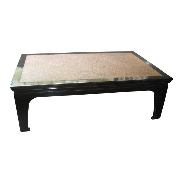 Asian Style Coffee Table Chairish