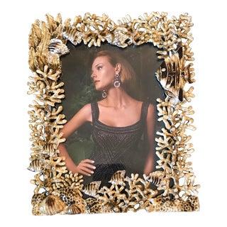 Olivia Riegel Crystal & Enameled Frame