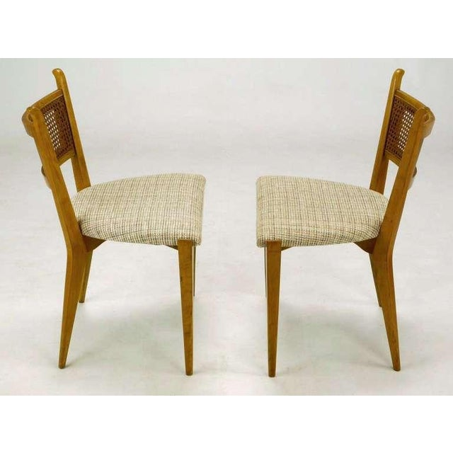 Set Six Edmond Spence Swedish Dining Chairs - Image 4 of 10
