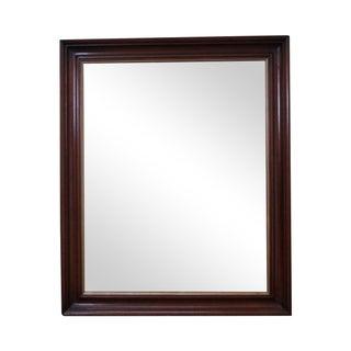 Henkel Harris Solid Mahogany O.G. Frame Mirror