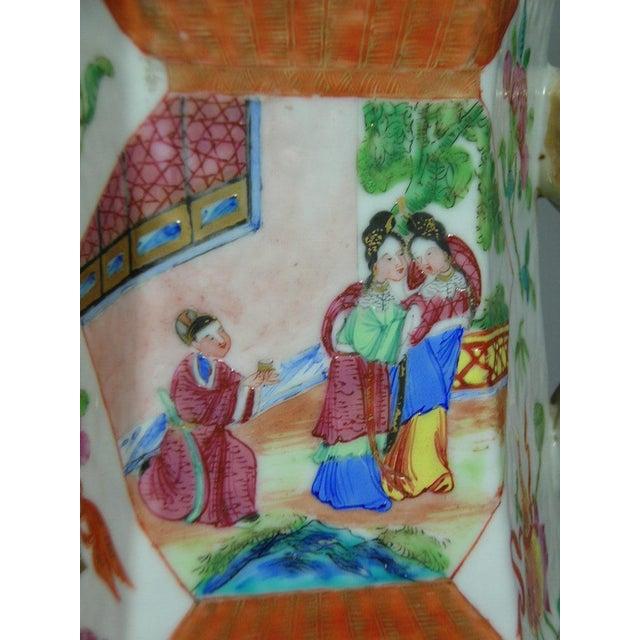 19th Century Chinese Famille-Rose Porcelain Vase - Image 7 of 10