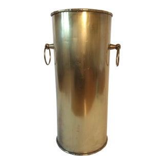 Brass Umbrella Holder