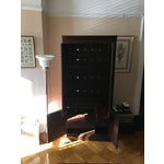 Image of Ethan Allen Georgian Court Cherry Armoire